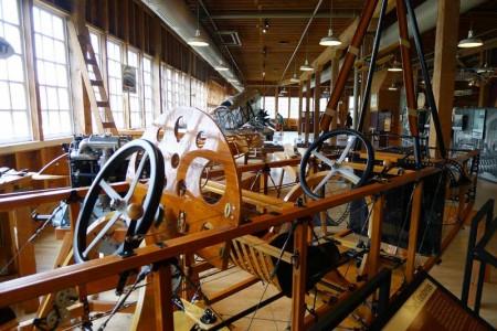 Inside the original Boeing factory