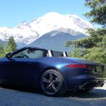 Road trip in the Jaguar F-Type S
