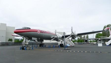 "Lockheed 1049G Super Constellation, a.k.a ""Super G"""
