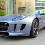 Jaguar F-Type S in Rhodium Silver Metallic