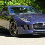 Top up on the Jaguar F-Type S