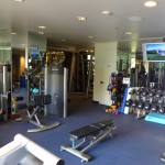 Fitness center at Mauna Kea Beach Hotel