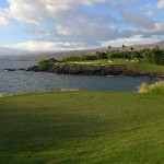 Hole 3 Mauna Kea Beach Hotel on the Kohala Coast of Hawaii