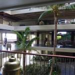 Lobby of Mauna Kea Beach Hotel, Kohala Coast
