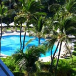 Pool at Mauna Kea Beach Hotel on Hawaii's Big Island