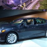 Acura RLX at the 2013 LA Auto Show
