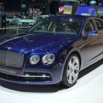 Bentley Continental Flying Spur at the 2013 LA Auto Show