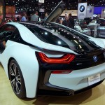 BMW I8 at the 2013 LA Auto Show
