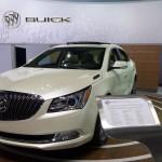 Buick Lacrosse 2013 LA Auto Show