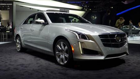 Cadillac CTS 2013 LA Auto Show