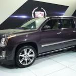 Cadillac Escalade 2013 LA Auto Show