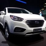 Hyundai Tucson Fuel Cell 2013 LA Auto Show