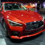 Infiniti Q50 2013 LA Auto Show