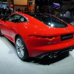 Jaguar F-TYPE Coupe 2013 LA Auto Show