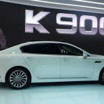 Kia K900 at the 2013 LA Auto Show