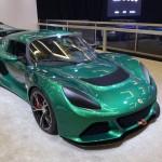 Lotus Elise at the 2013 LA Auto Show