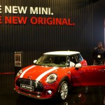 Mini Cooper at the 2013 LA Auto Show