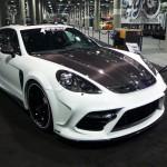 RTW Porsche Panamera at the 2013 LA Auto Show