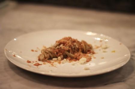 Poppy Seed Spaghetti