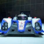 Toyota TS030 Hybrid Racer at the 2013 LA Auto Show