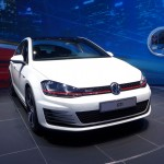 Volkswagen Golf GTI at the 2013 LA Auto Show