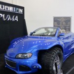 Youabian Puma at the 2013 LA Auto Show