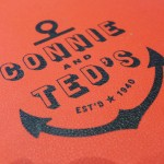 Connie and Ted's logo