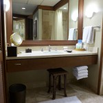 Guest Bathroom of Mauna Lani Bay Hotel and Bungalows