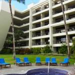 Jacuzzi at Mauna Lani Bay Hotel