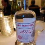 Apple Brandy at Eleven Madison Park