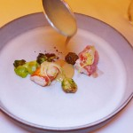 Lobster at Eleven Madison Park