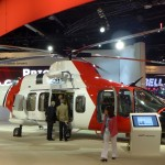bell 525 textron helicopter