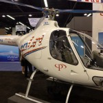 cabri G2 at heli expo 2014