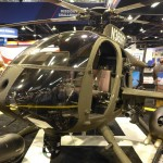 MD Helicopters 530G Scout attack helicopter