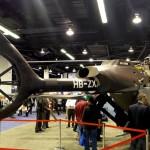 marenco SKYe SH09 shrouded tail rotor