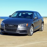 Audi A3 in Gray