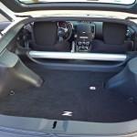 Nissan 370Z Nismo Cargo Area