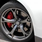 Nissan 370Z Nismo brakes