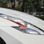 Nissan 370Z Nismo right headlight detail