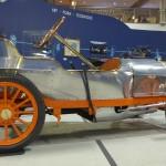ettore bugatti's first car