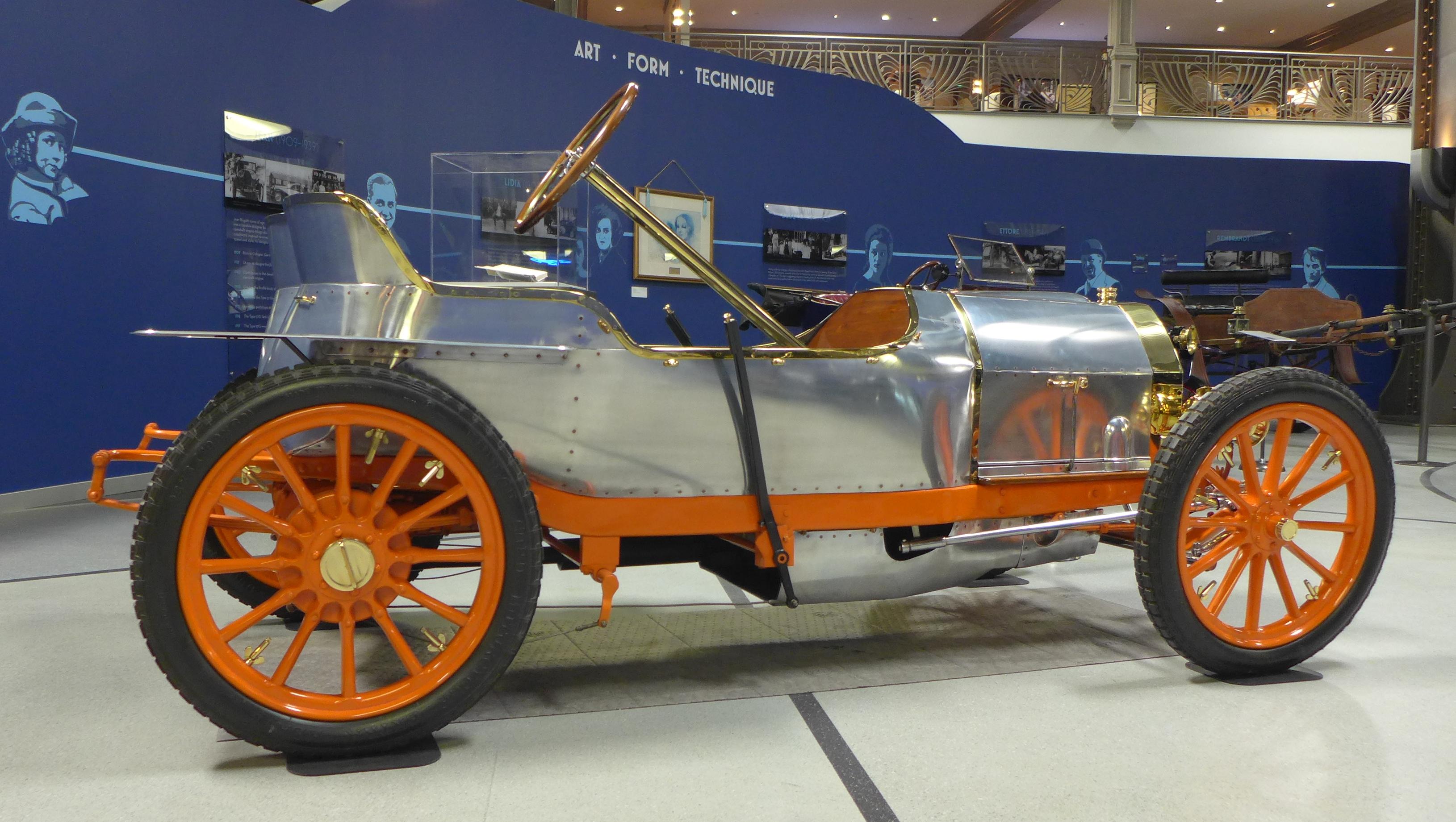 Bugattis First Car  Alain Gayot Photos Gallery