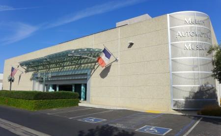 mullin automotive museum in oxnard california