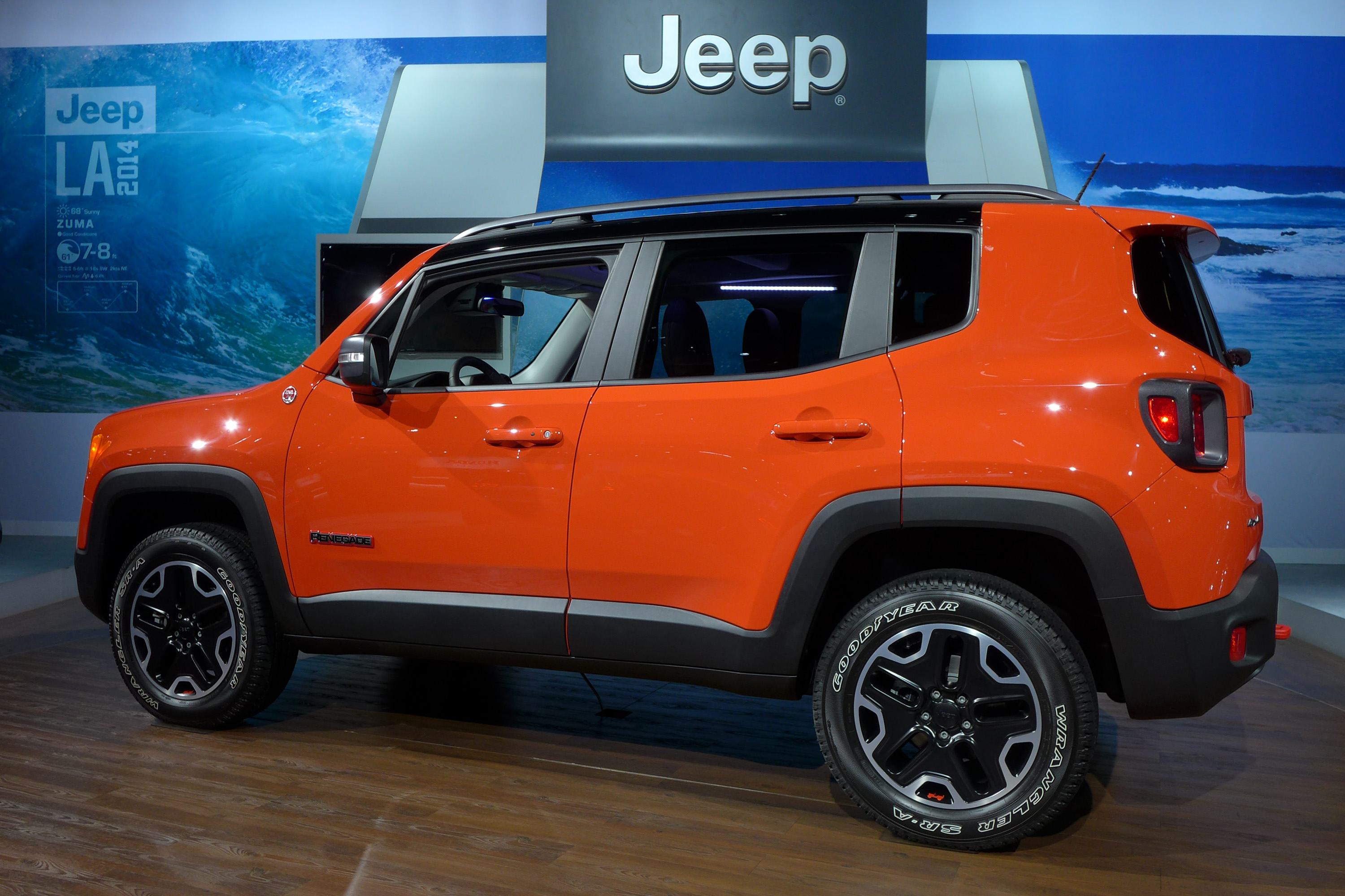 jeep renegade alain gayot photos gallery. Black Bedroom Furniture Sets. Home Design Ideas