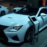 Lexus RC-F Coupe