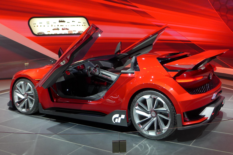 VW GTI concept
