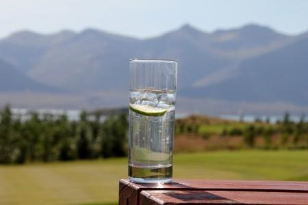 Martin Miller's Gin Iceland Landscape