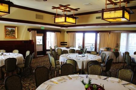 The Banquet Hall at the Lodge at Torrey Pines