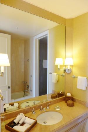 Bathroom at Island Hotel Newport Beach