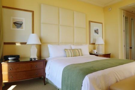 Bedroom at Island Hotel Newport Beach
