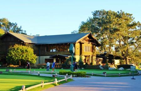 Putt-Putt Gold at the Lodge at Torrey Pines